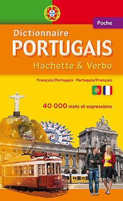 Dictionnaire Poche Hachette Verbo Bilingue Portugais 2014