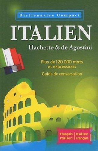 Dictionnaire compact italien : français-italien, italien-français