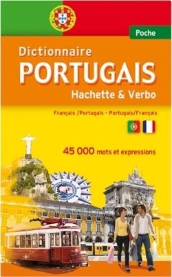 Dictionnaire Poche Hachette Verbo - Bilingue Portugais