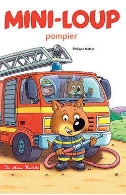 MINI-LOUP CHEZ LES POMPIERS