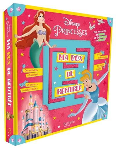 Ma box de rentrée Disney Princesses