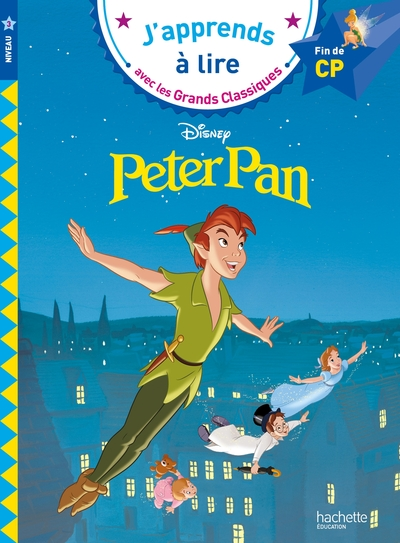 Peter Pan - Fin de CP