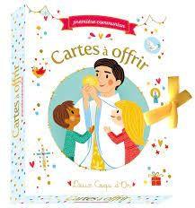 Première communion : cartes à offrir