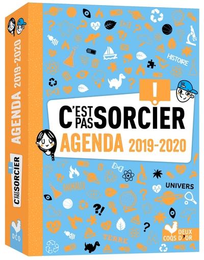 Agenda C'est Pas Sorcier