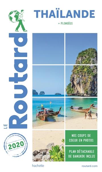 Guide Du Routard Thailande  2020 - (+ Plongees)