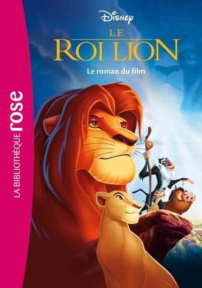 Le Roi Lion- Le Roman Du Film