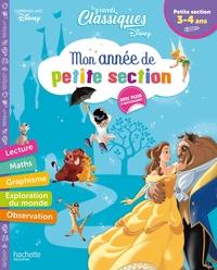Les grands classiques Disney : mon année de petite section, 3-4 ans- J'apprends avec Disney