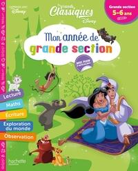 Les grands classiques Disney : mon année de grande section, 5-6 ans - J'apprends avec Disney