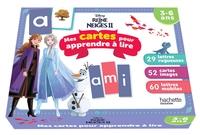 Mes cartes pour apprendre à lire avec La reine des neiges II : 3-6 ans