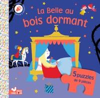 La Belle Au Bois Dormant - Livre Puzzle