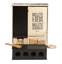 COFFRET RACLETTE A 2, RACLETTE EN AMOUREUX