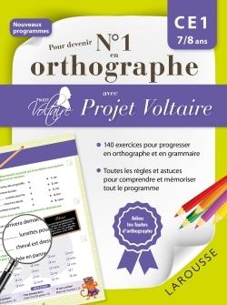 2017 Pour Devenir N 1 En Orthographe Avec Projet Voltaire Ce1