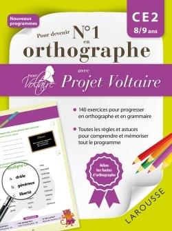 2017 Pour Devenir N 1 En Orthographe Avec Projet Voltaire Ce2