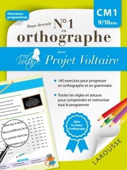 2017 Pour Devenir N 1 En Orthographe Avec Projet Voltaire Cm1