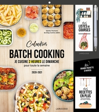 Mon Calendrier Batch Cooking