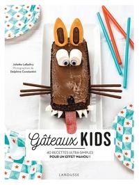 Gâteaux kids : 40 recettes ultra-simples pour un effet wahou !