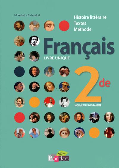 Francais 2De Livre Unique 2011