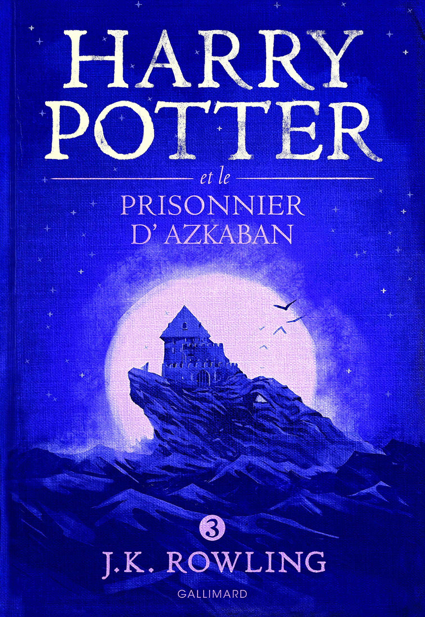 Harry Potter-3-Harry Potter Et Le Prisonnier D'azkaban