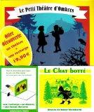 Chat Botte  +  Belle Au Bois  2 Volumes