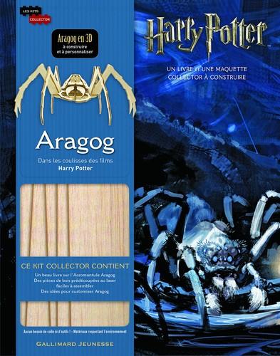 Harry Potter 3- Aragog (Lv+ Maquette A Construire)