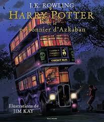 Harry Potter Et Le Prisonnier D'azkaban - Version Illustree