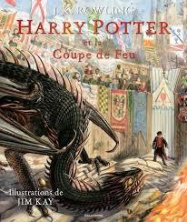 Harry Potter Volume 4, Harry Potter Et La Coupe De Feu