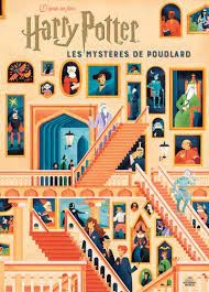 Harry Potter - Les Mysteres De Poudlard - Le Guide Illustre