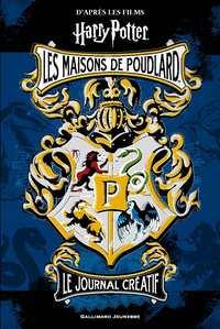 Harry Potter - Journal Creatif 1 : Les Maisons De Poudlard (Tp)