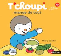 T'CHOUPI MANGE DE TOUT - VOL72