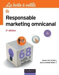 La Boite A Outils Du Responsable Marketing Omnicanal - 3E Ed. - 68 Outils & Methodes