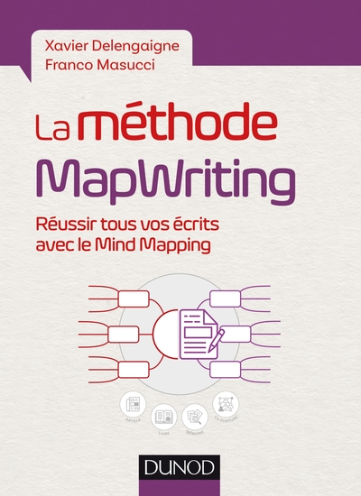 LA METHODE MAPWRITING - REUSSIR TOUS VOS ECRITS AVEC LE MIND MAPPING