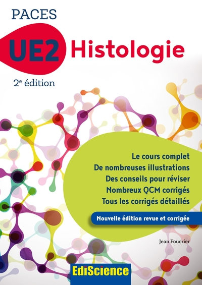 PACES UE2 HISTOLOGIE - 2ED. - 2 - UE2 - T1