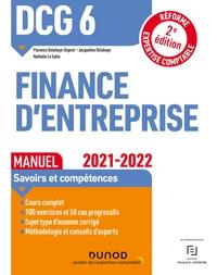 CAMPUS DCG 6 - FINANCE D'ENTREPRISE - DCG 6 - 1  FINANCE D'ENTREPRISE - MANUEL 2021-2022 - REFORME E