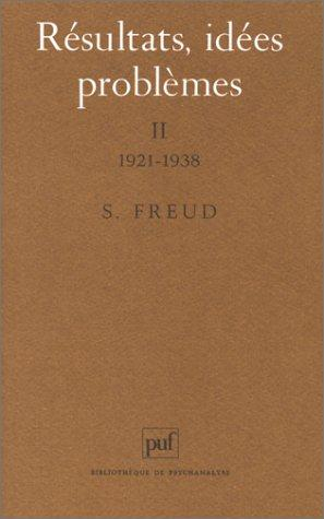 Resultats, Idees Problemes T.2 1921-1938 6E Ed