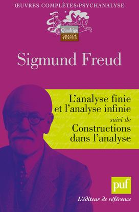 L'analyse Finie Et L'analyse Infinie Suivi De Constructions Dans L'analyse 2012