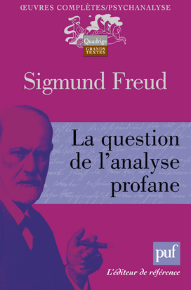 La Question De L'analyse Profane 2012