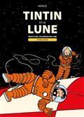 Tintin et la Lune - Double album : Objectif Lune ; On a marché sur la Lune