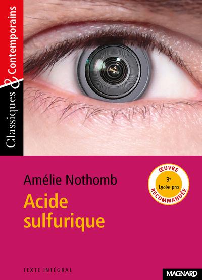 N.174 Acide Sulfurique