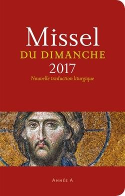 MISSEL DU DIMANCHE 2017
