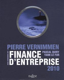 Campus- Finance D'entreprise 8E Ed  2010