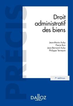 droit administratif des biens (7e édition)