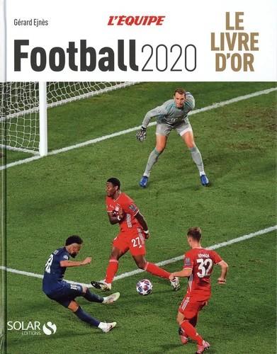 Le livre d'or Football 2020
