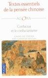 Textes Essentiels De La Pensee Chinoise- Confucius