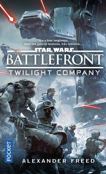 Star Wars : Battlefront - Twillight Compagny