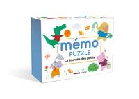 MEMO-PUZZLE LA JOURNEE DES PETITS