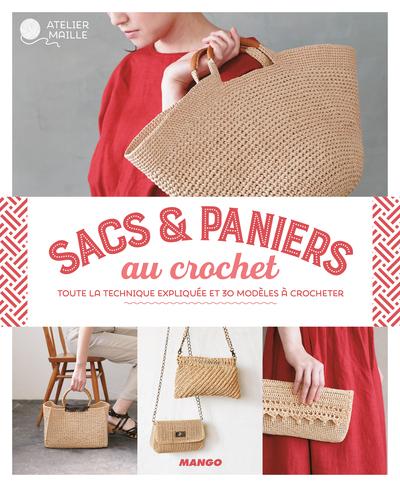 Sacs Et Paniers Au Crochet