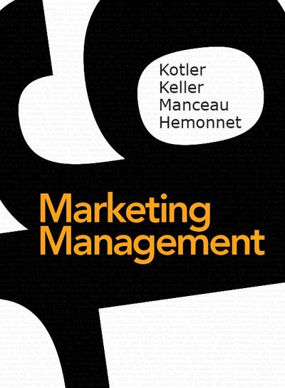 Marketing Management 16Ed 2019  Mylab