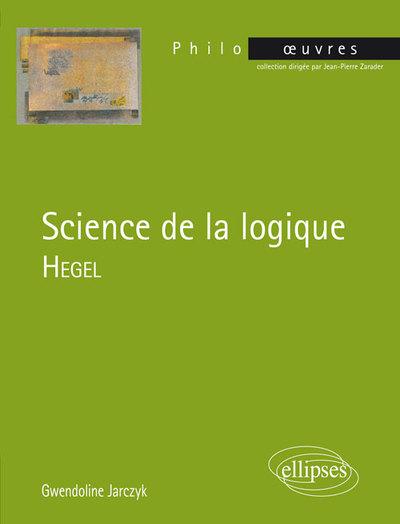 Science De La Logique Hegel