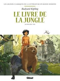 Le Livre De La Jungle En Bd