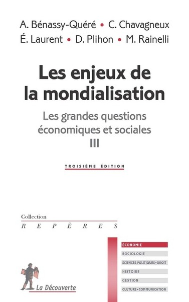 LES ENJEUX DE LA MONDIALISATION